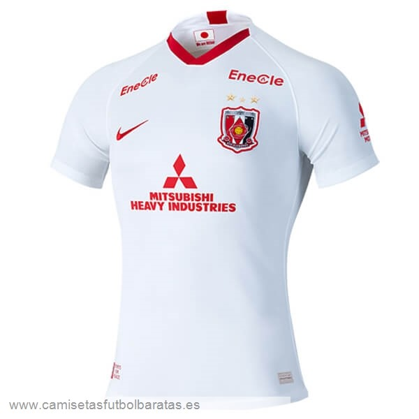Comprar Equipaciones Segunda Camiseta Urawa Red Diamonds 2020 2021 Blanco